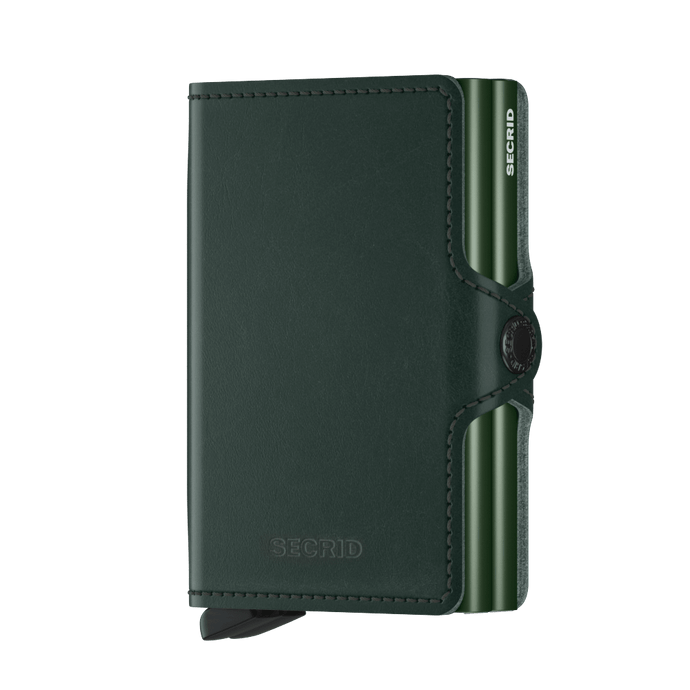 Secrid Twinwallet original green