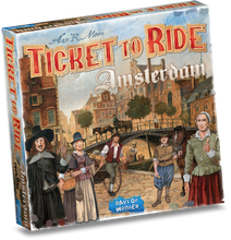 Afbeelding in Gallery-weergave laden, Games Ticket to Ride - Amsterdam