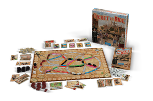 Games Ticket to Ride - Amsterdam