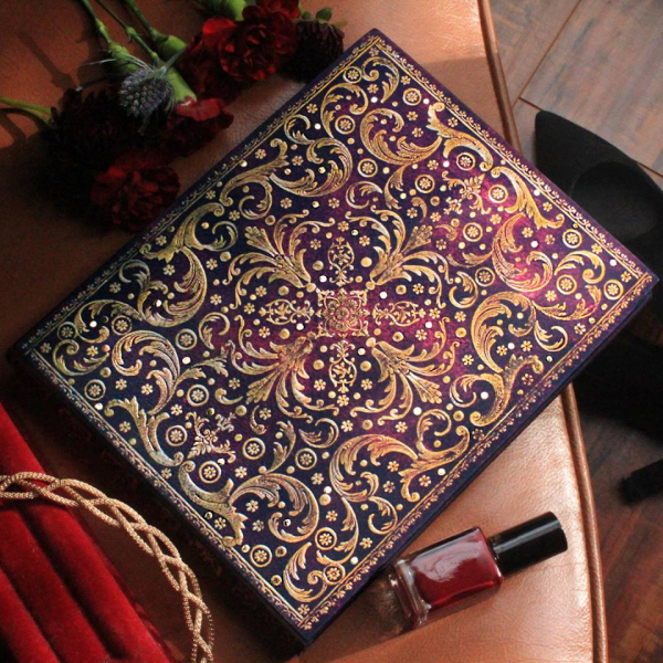 Paperblanks Notebook Ultra Lined Aurelia