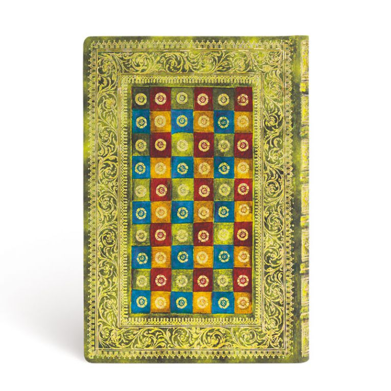 Paperblanks Notebook Mini Lined Verde