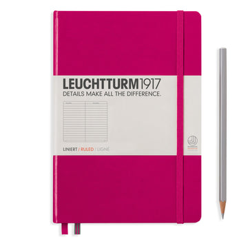 Leuchtturm medium lined notebook (A5) hardcover