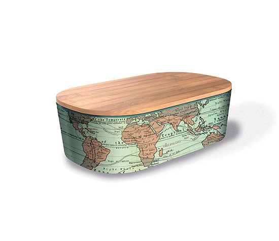 Bamboo Lunch Box World