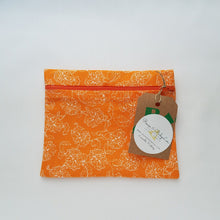 Snack Bag Organic Muslin Lined