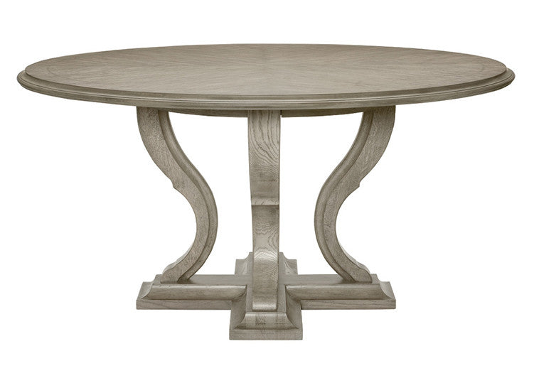CRANE ROUND DINING TABLE