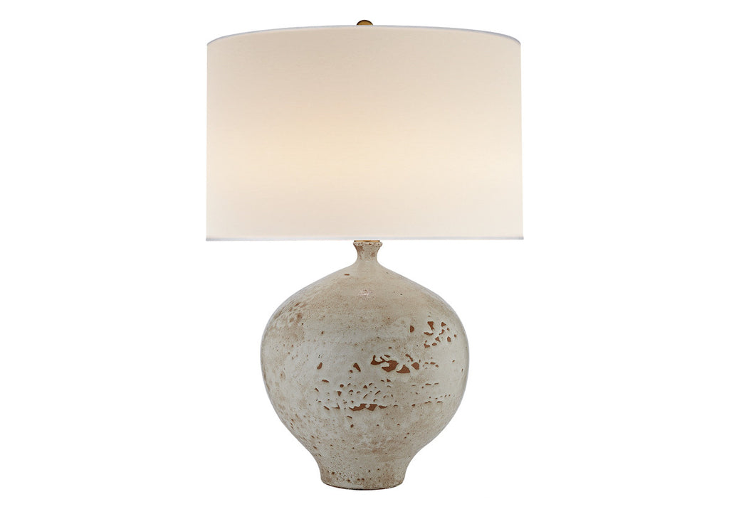 GAIOS PHARAOH WHITE TABLE LAMP