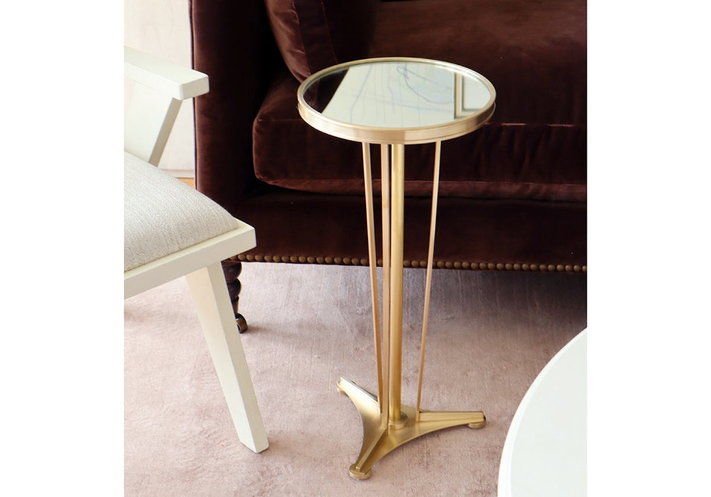 FRENCH MODERNE SIDE TABLE