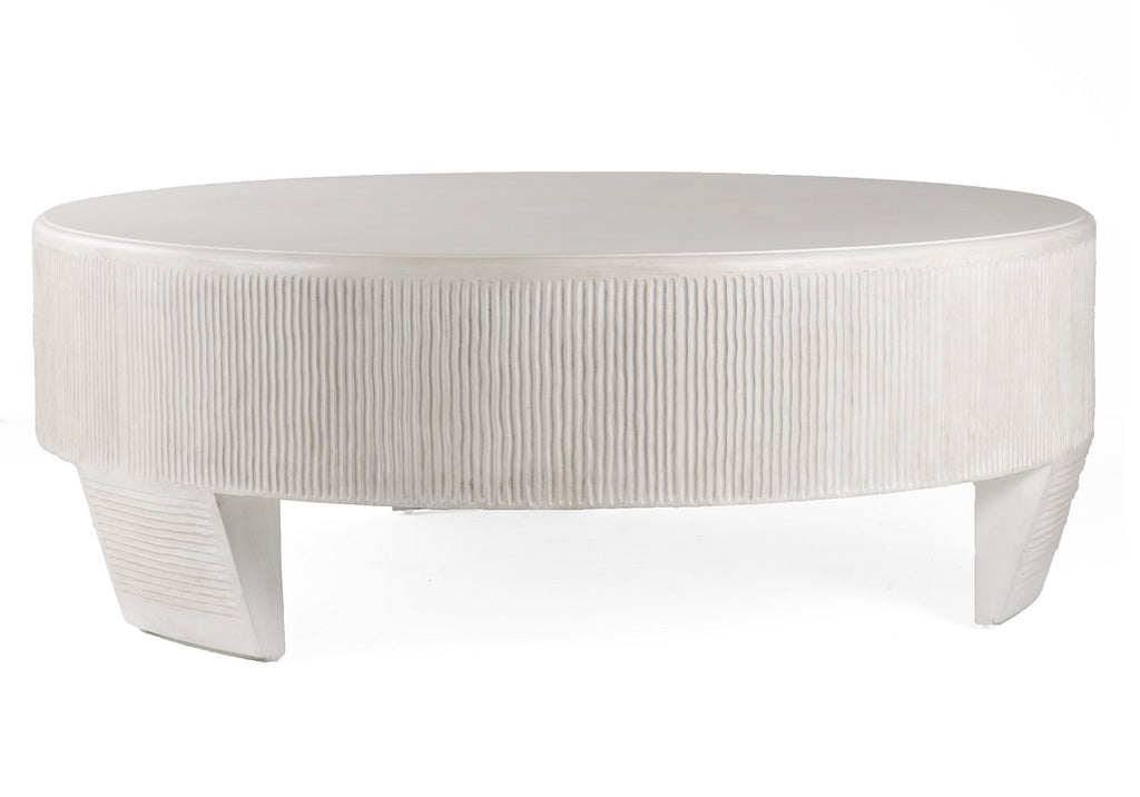 LUCCA ROUND COCKTAIL TABLE