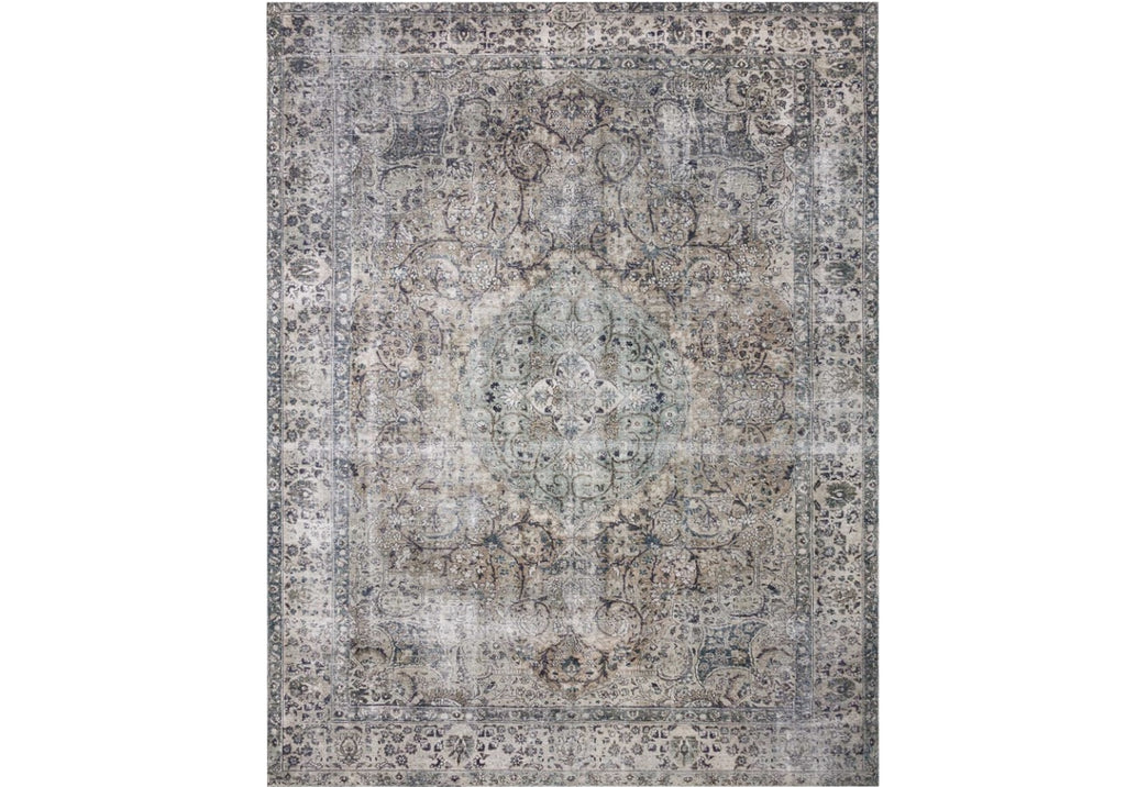 LAYLA TAUPE & STONE RUG