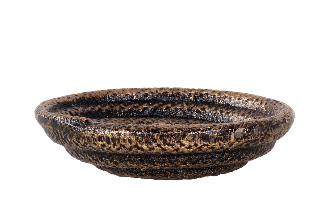 Snake Cast Iron Dish Alice Lane Home Collection