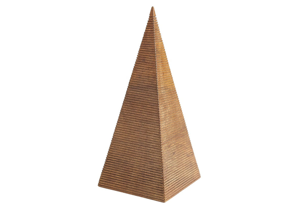 BEAUMONT WOODEN PYRAMID