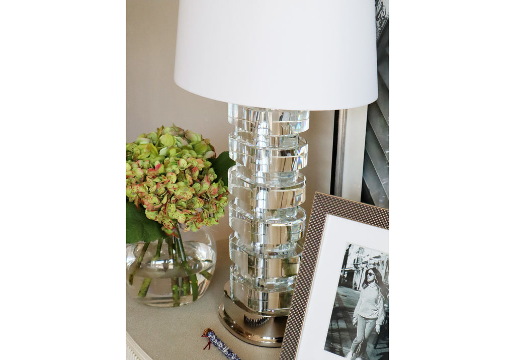 DOROTHY CRYSTAL TABLE LAMP