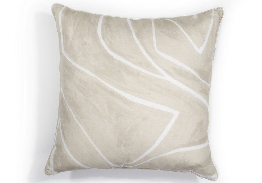 GROVE BEIGE PILLOW