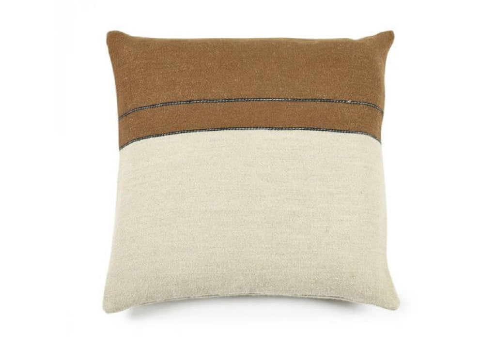 GUS STRIPE LINEN PILLOW