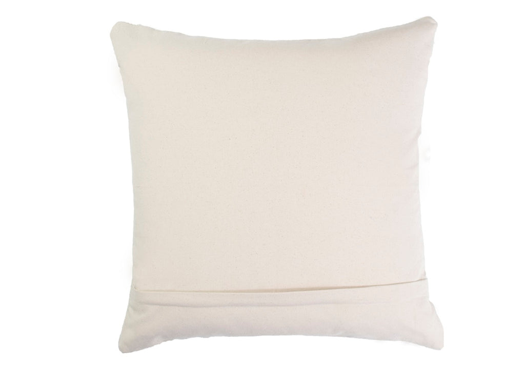 IVORY WORSTED WOOL PILLOW