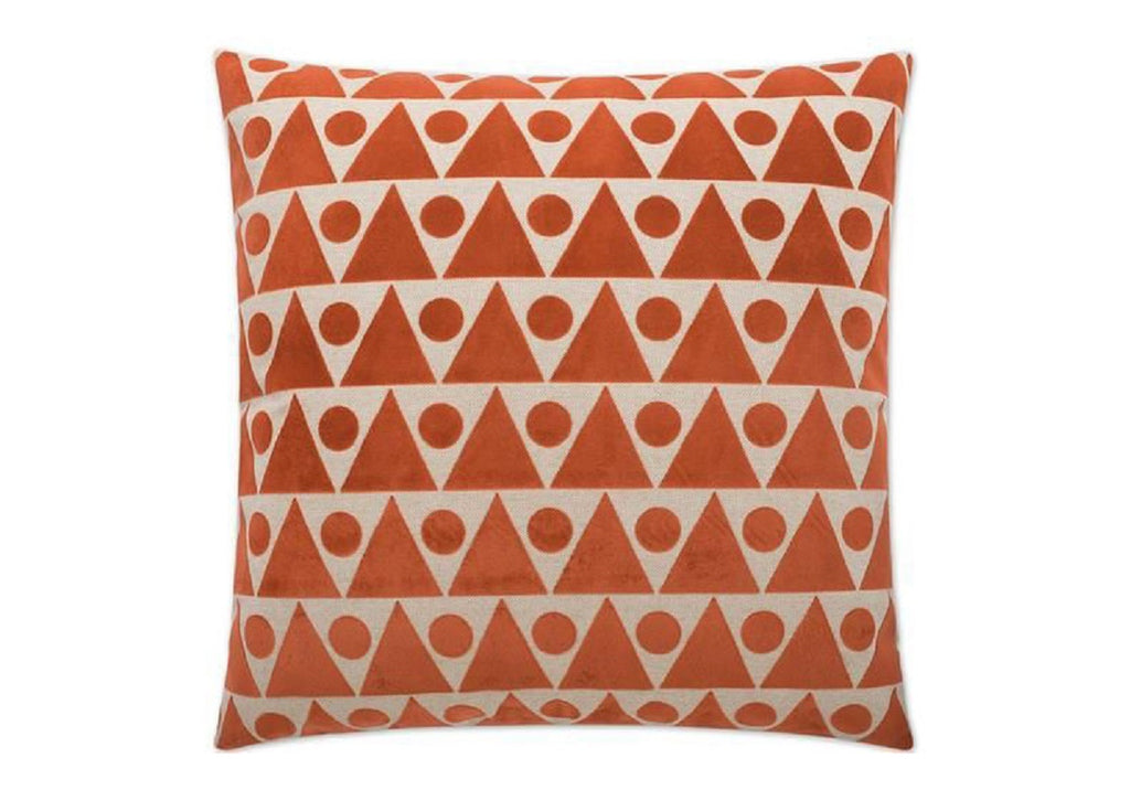 KILO ORANGE PILLOW