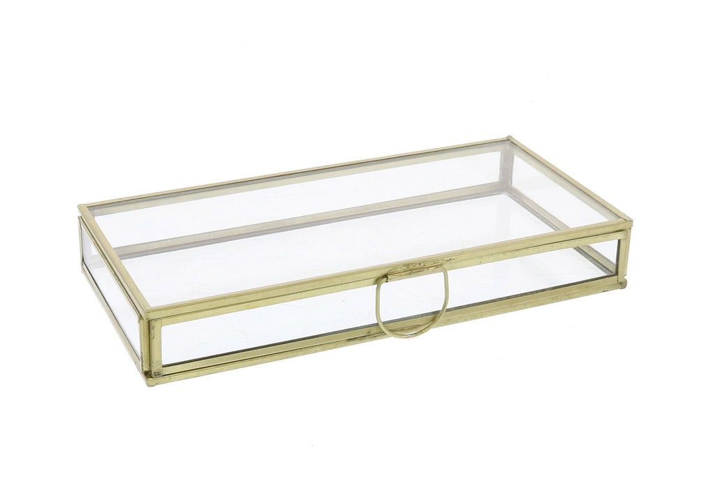 MONROE FLAT RECTANGLE BOX