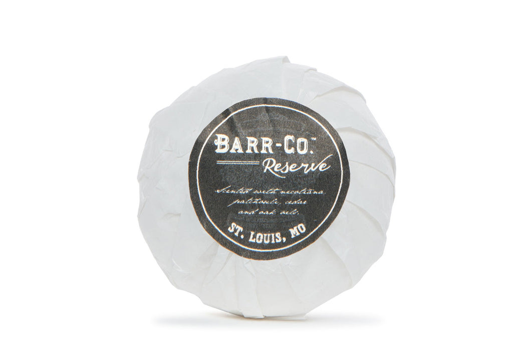 BARR-CO RESERVE BATH BOMB