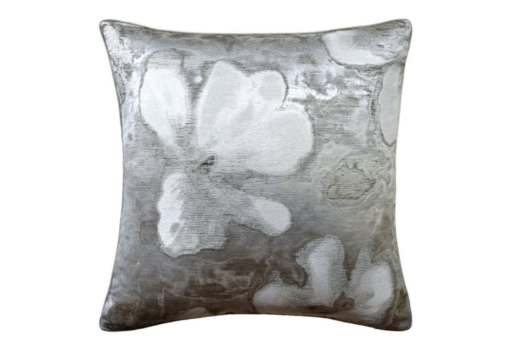 SILK FLORA PILLOW