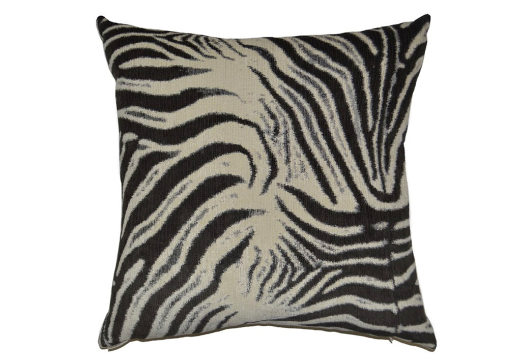 ZEBRA STRIPE PILLOW