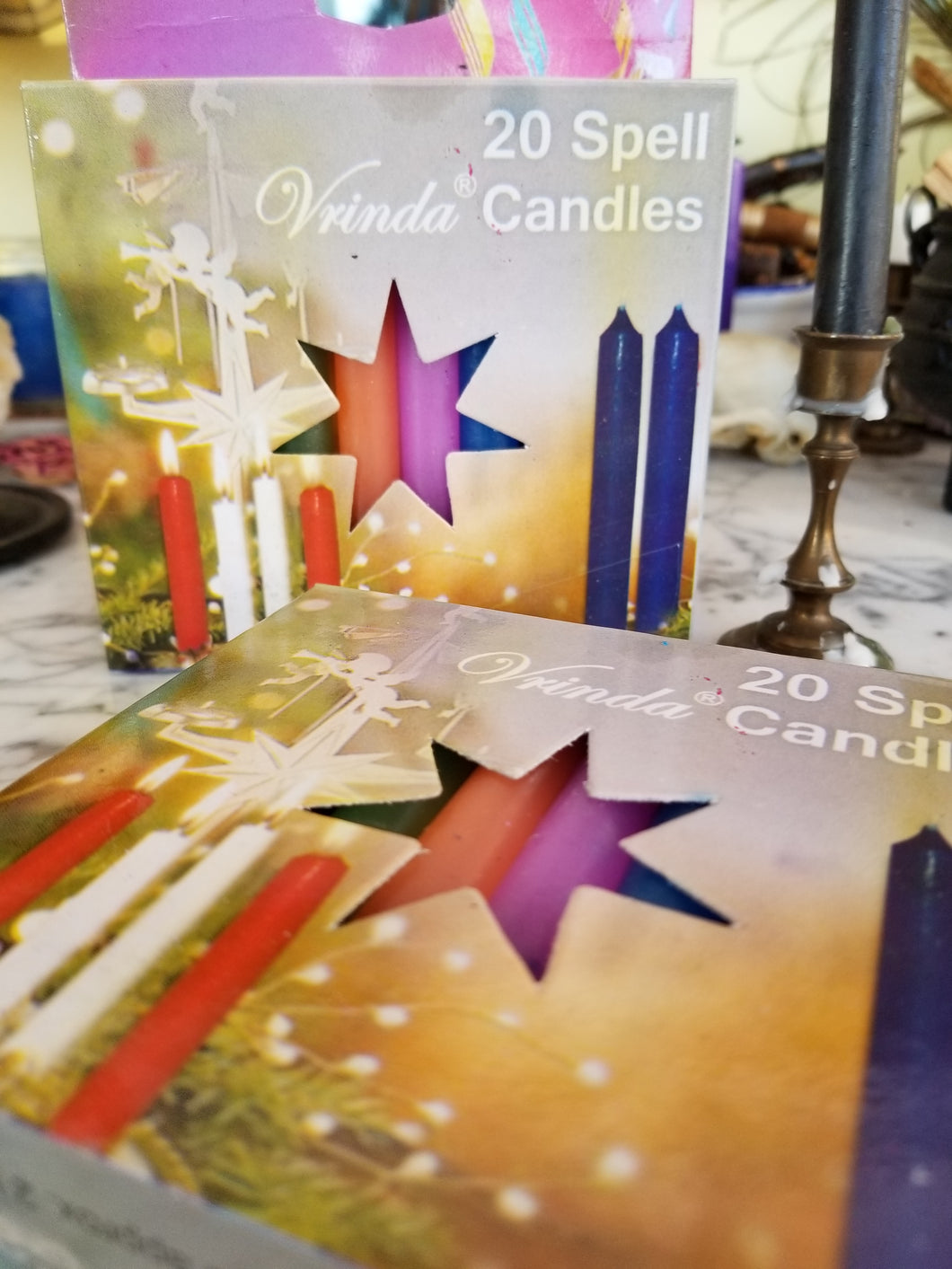 Chime Spell Candles