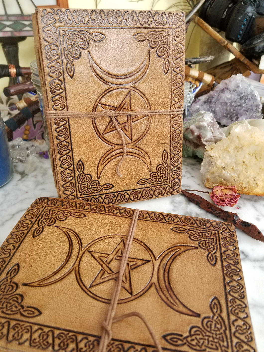 Triple Moon Journal