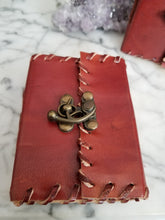 Mini Leather Bound Journal