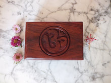 Wooden Ohm Box