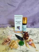 Patchouli, Amber Perfume Oil 8ml