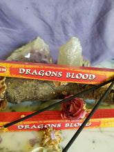 Dragons Blood Incense