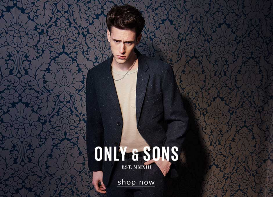 Shop ONLY & SONS