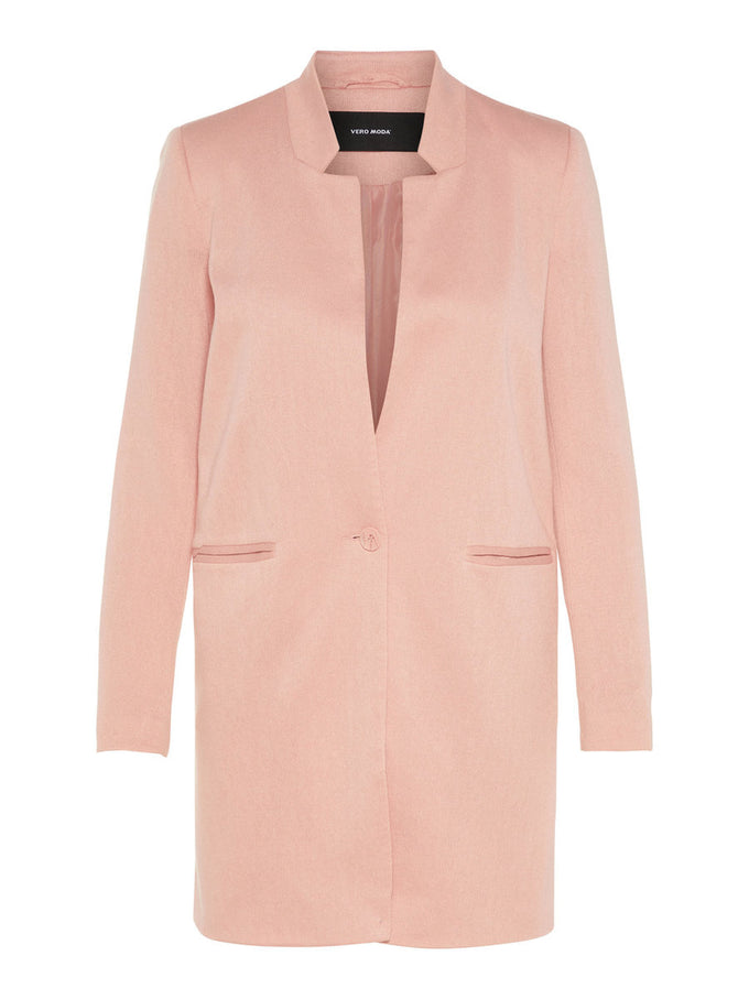 LIGHT JACKET Misty Rose