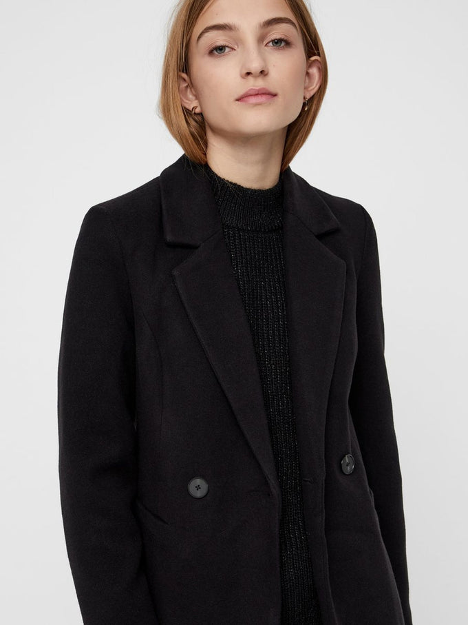 CLASSIC CITY JACKET Black
