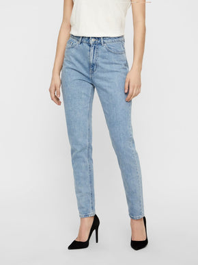 VMJOANA HIGH WAIST MOM JEANS