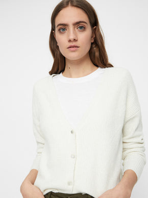 SHORT SOFT CARDIGAN