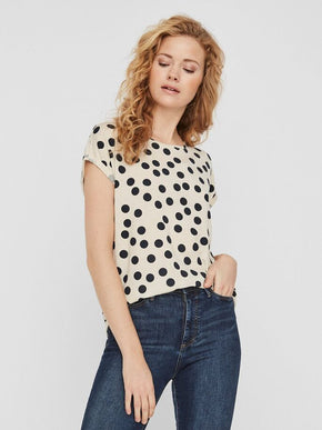 Aware AVA POLKA DOT TOP