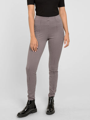 Aware Houndstooth Leggings