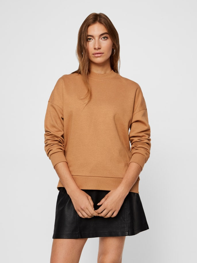 ESSENTIAL ORGANIC-COTTON SWEATSHIRT