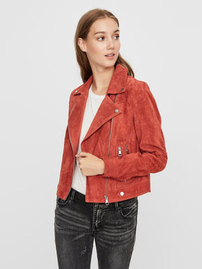 SALON SUEDE JACKET