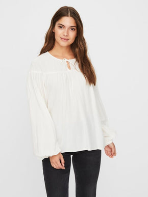 LONG-SLEEVED GAURI BLOUSE