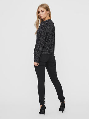 LONG-SLEEVED IVANA BLOUSE