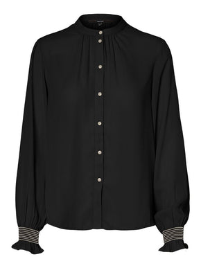 LONG-SLEEVED IBINA BLOUSE