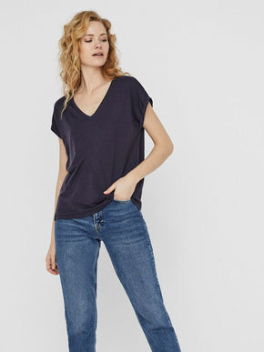 AWARE CUFF SLEEVES T-SHIRT