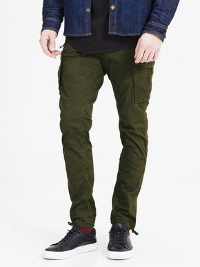 JOGGER STYLE CARGO PANTS