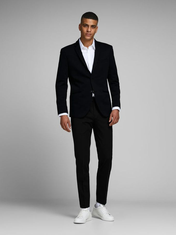MINIMALIST STRETCH DRESS PANTS Black