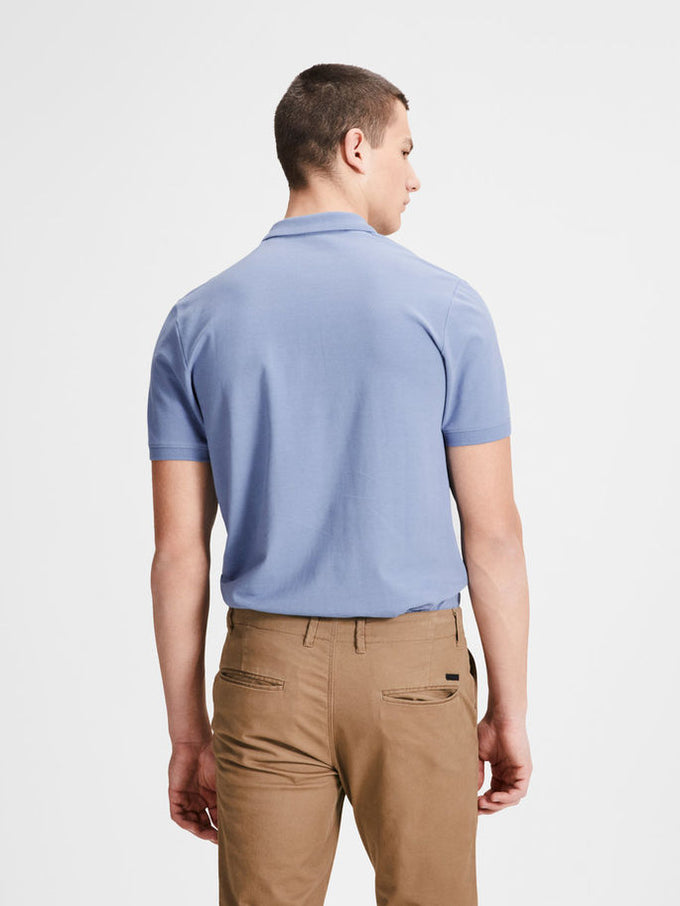 SLIM FIT BASIC POLO Infinity