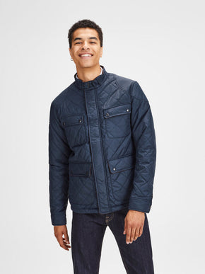 HIGH-NECK PREMIUM JACKET