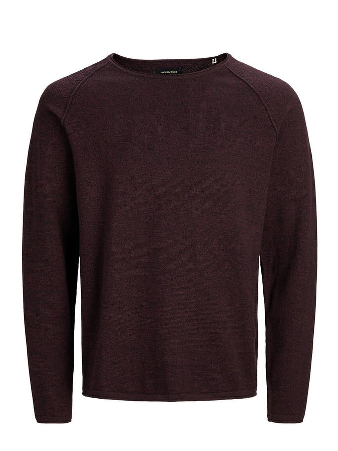 BASIC ESSENTIAL SWEATER Port Royale