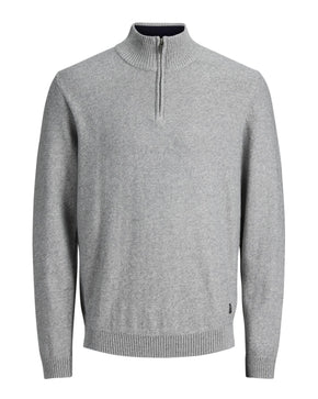 HALF-ZIP PREMIUM SWEATER