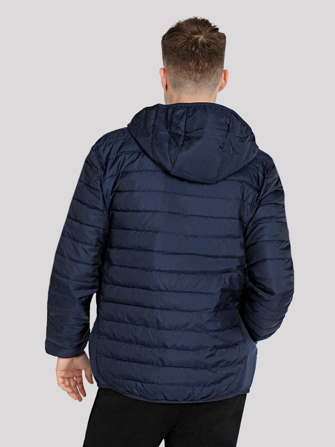 WINDPROOF PUFFER JACKET Sky Captain